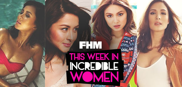 This Week In Incredible Women: Bianca Puts Her Honeymoon On Hold, Marian Gets A Send-Off Party, And Nadine Concedes To Her Rival!