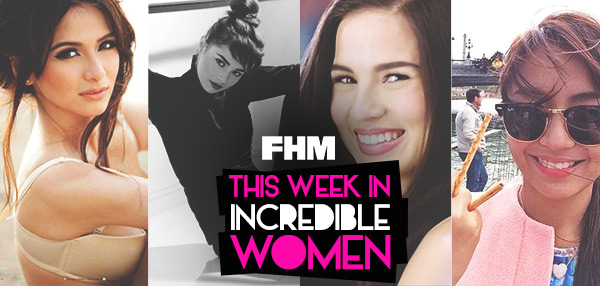 This Week In Incredible Women: Andi Keeps It Classy, Jennylyn Has A New Admirer, And Kathryn Gives Daniel Her Matamis Na 'Oo!'