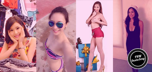 FHM InstaSexy: Our Girls Share The Holiday Feels On Instagram!