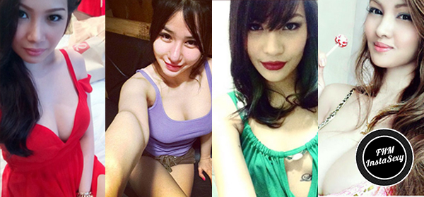 FHM InstaSexy: The Girls Of FHM's December 2014 Issue