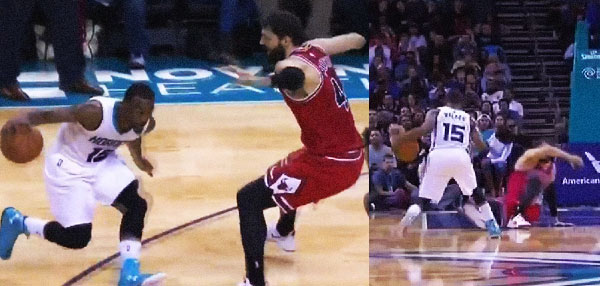 NBA Awesome Play Of The Day: Kemba Walker Brutally Breaks Nikola Mirotic's Ankles, Gets Michael Jordan's Approval