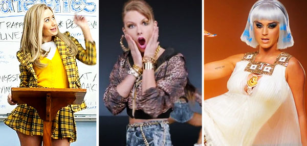 This Mega Mash-Up Of 2014's Biggest Hits Will Get You #UpToDate On Pop Music Right Away!
