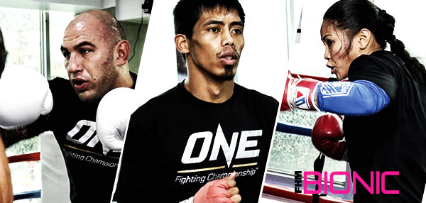 Pinoy MMA Stars Promise An Action-Packed ONE FC: Warrior's Way