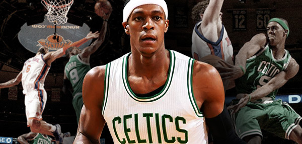 #ByeBoston: Rajon Rondo's Top 10 Plays With The Celtics