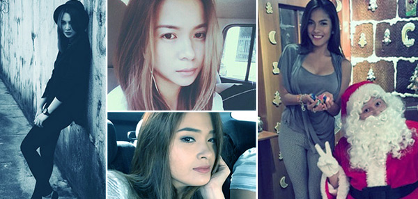 Welcome To The Samahang Malamig Ang Pasko, Starring The Girls Of FHM!