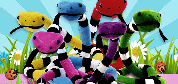 Snakes Will Be Lurking Across All Robinsons Department Stores This December!