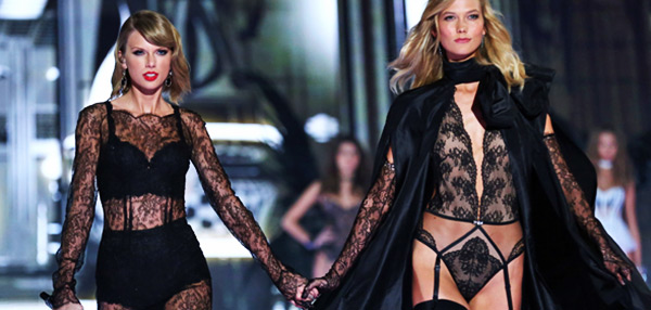 Is Taylor Swift Really Dating This Victoria's Secret Angel?