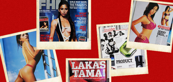 10 Years Ago In FHM History: The January-February 2005 Issue