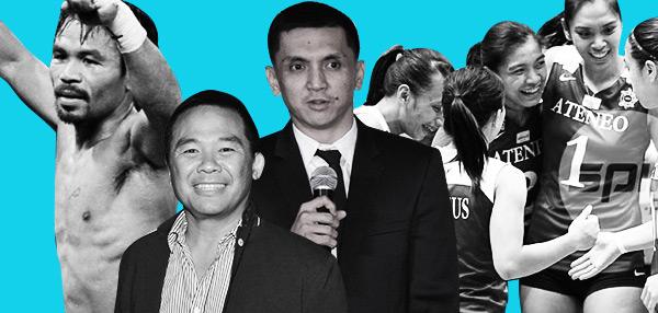 #IDOL: Meet SPIN.ph's Top 10 Sports Heroes And Heroines of 2014