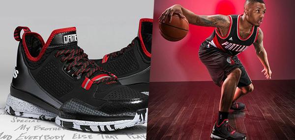 NEW KICKS ALERT: adidas Officially Launches Damian Lillard's First Signature Shoe!