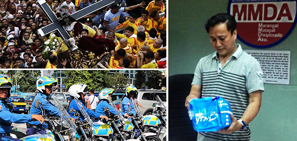 MMDA Issues Adult Diapers To Constables For Black Nazarene Procession: Genius Or Gross?