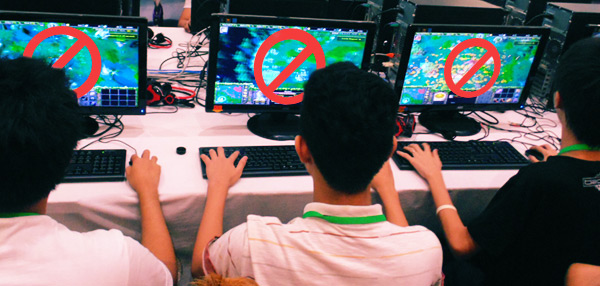 WTF! News: Barangay In Cavite Bans DoTA In Computer Shops