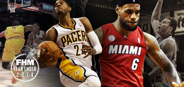 Monster Dunks, Ankle-Breakers, Game Winners, Etc.: Here Are The Best Plays Of NBA 2014!