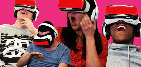 LOOK: 10 Priceless Reactions To Virtual Reality Porn!