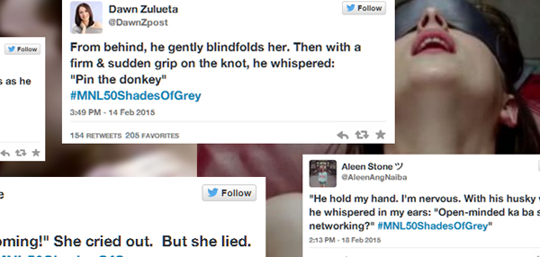 #MNL50ShadesOfGrey: What Would Fifty Shades Be Like If It Was Set In Manila?
