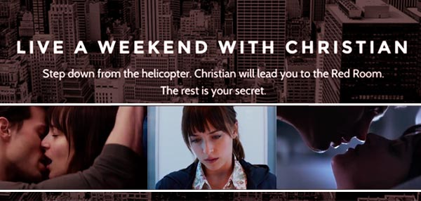 Ladies, You Can Actually Experience Fifty Shades Of Grey In Real Life!