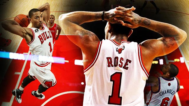 The Best Of Derrick Rose: The Stuff We'll Never See Again But Are Glad We Once Witnessed