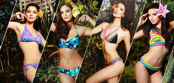 FHM Picks: Our Bikini Bets For Binibining Pilipinas 2015!