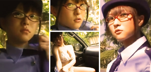 FHM's Sexy GIFs To End The Week: Meet Mizuki Horii, The Sexiest Cop In Japan