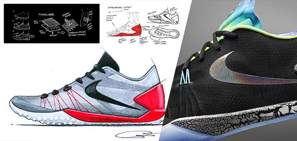 NEW KICKS ALERT: The Nike Hyperchase Aka The Harden Shoe