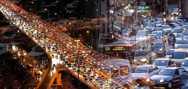 LOOK: Here Are The Top 10 Cities With The Worst Traffic In The World