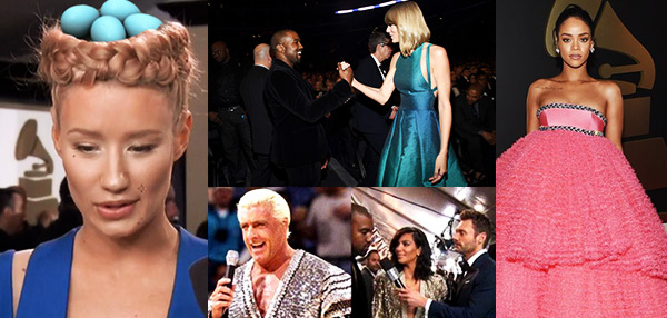 FHM Picks: 11 Awesome Things We'll Remember About The 2015 Grammys