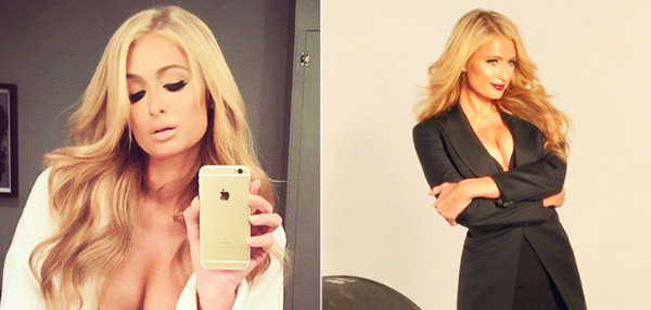 FHM Helps You Survive Hump Day: There's Something (Very) Different About Paris Hilton
