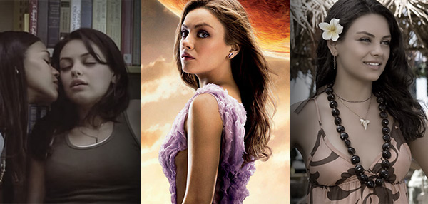 Jupiter Ascending: The 9 Times That Mila Kunis Made Something In Us Ascend