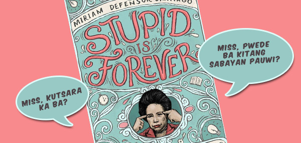 STUPID IS FOREVER: Our 10 Favorite Lines From Senator Miriam's New Book