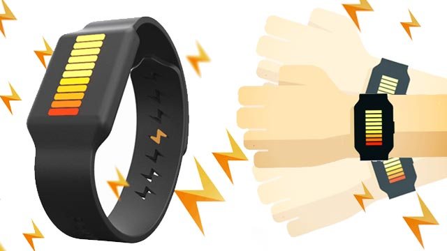 #Wankband: This Wearable Device Lets You Charge Gizmos By, Uhm, Jacking Off