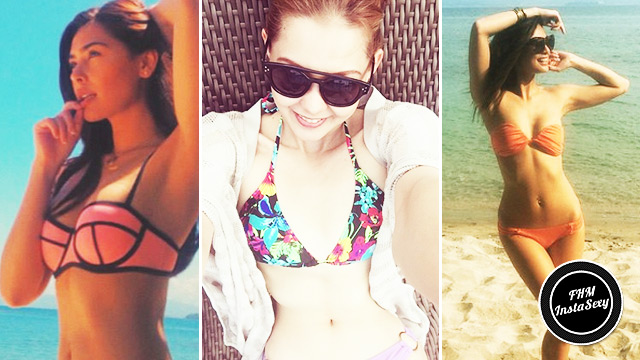 FHM InstaSexy: Let's Welcome Summer With These Celebrities In Bikinis!