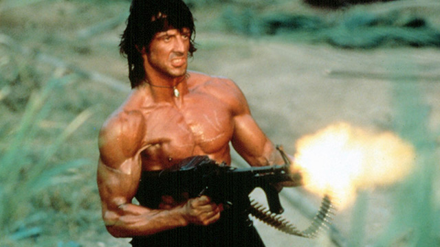 #KillCount: How Many People Has Sylvester Stallone Killed In Movies?
