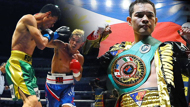 Pagara's Promise, Donaire's Back, And Nietes Retains: A Gallery Of The Hard-Hitting Action At Pinoy Pride 30
