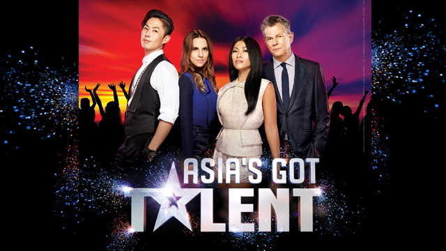 The Philippines Go Up Against The Rest Of Asia In AXN's Asia's Got Talent!