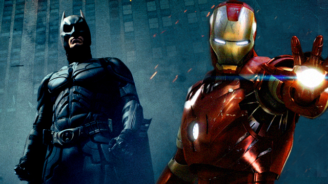 GEEK QUESTION OF THE DAY: Which Superhero Is Richer: Batman Or Iron Man?