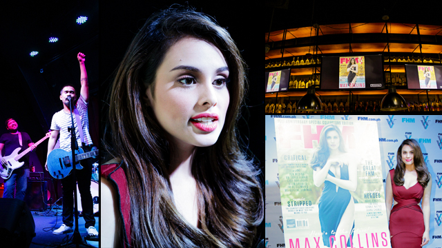Booze, Max, And Bands: The Awesome Highlights Of The FHM XV Launch Party!