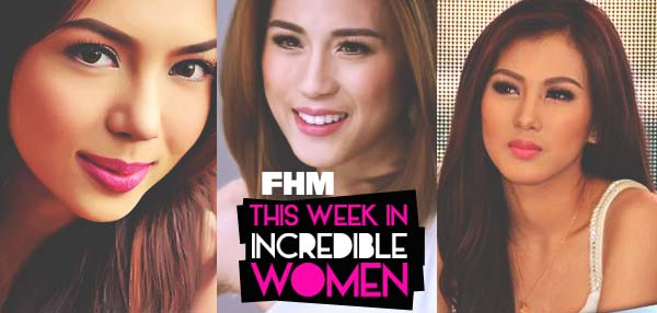 This Week In Incredible Women: Alex Has A Gay Suitor, Julia Forbids Herself To Date, And Toni Says No To Prenup!
