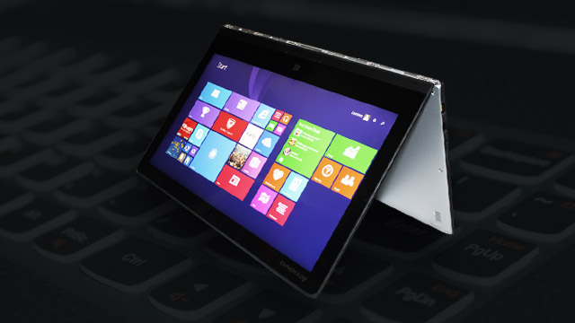 Lenovo Yoga 3 Pro: 6 Things That Make It The Most Pogi Laptop We've Played With