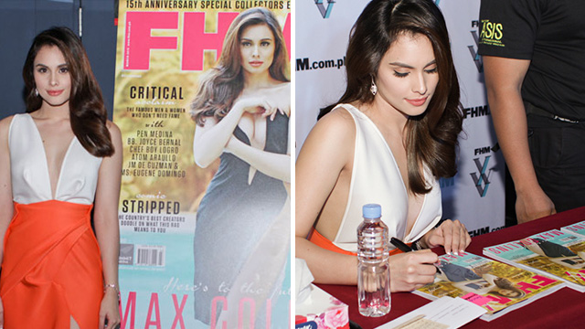 FHM Autograph Signing With Max Collins: The Full Gallery!