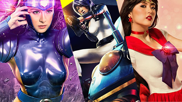 Jay Tablante's Geekology 2.0 Sets New Highs For Cosplay Photography