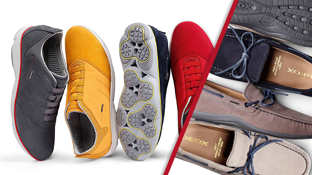 NEW KICKS ALERT: Premium Italian Shoemakers Geox Launches Spring/Summer 2015 Collection