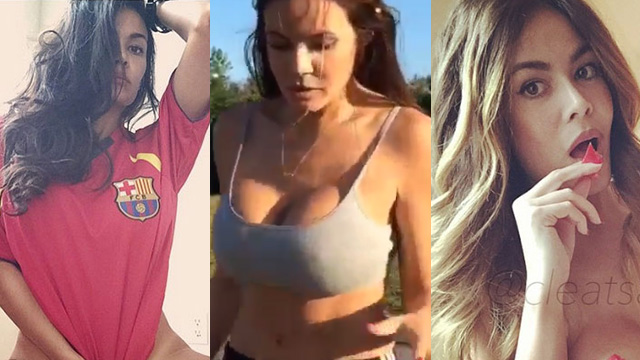 FHM Helps You Survive Hump Day:  This Woman Delivers Sports News Naked!