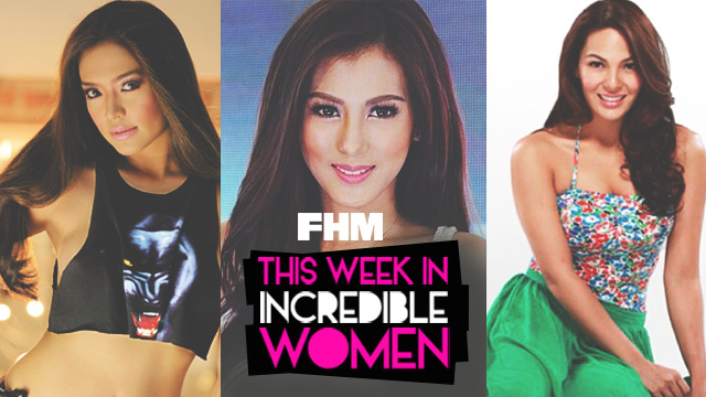 This Week In Incredible Women: Bangs Calls It Off With Phil, KC Goes Emo On IG, And Alex Pays Homage To Her Sister!