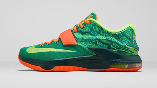 Cop Or Not? The New Nike KD 7 'Weatherman'
