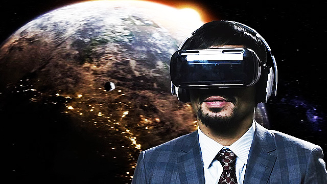 WATCH: Manny Pacquiao Reacts To Virtual Reality!
