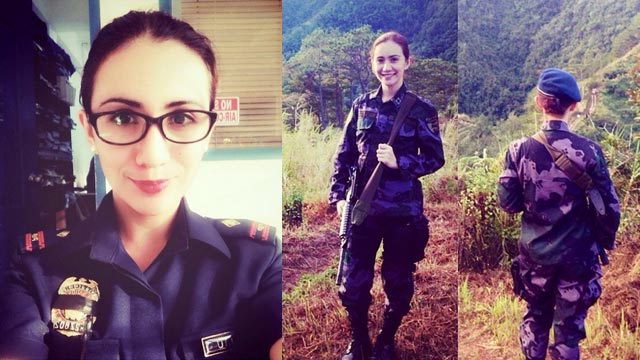 FHM Helps You Survive Hump Day: Meet The Pretty Policewoman Who Joined Ms. Earth!