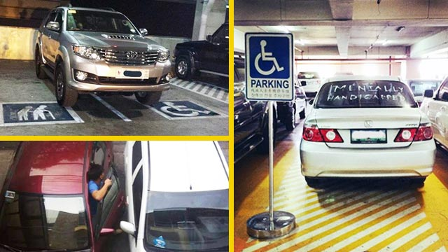 #HuwagTularan: How Not To Park Properly As Demonstrated By These Pinoy Parking Fails