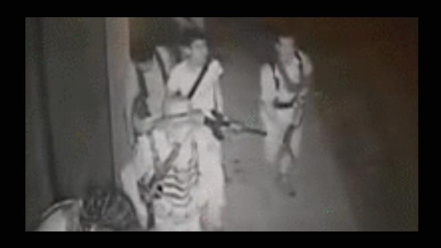 Guns, Grenades, And Tees: CCTV Footage Offers Rare Look At Today's NPA