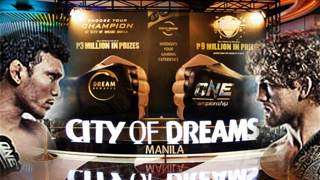ONE Championship Teams Up With City Of Dreams Manila For ONE: Valor Of Champions!