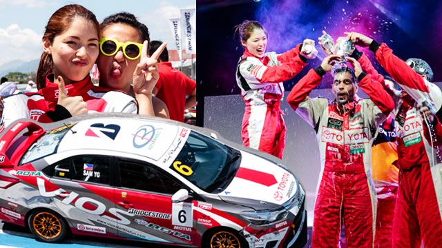 11 Things We Ogled At The 2015 Toyota Vios Cup Opening Race